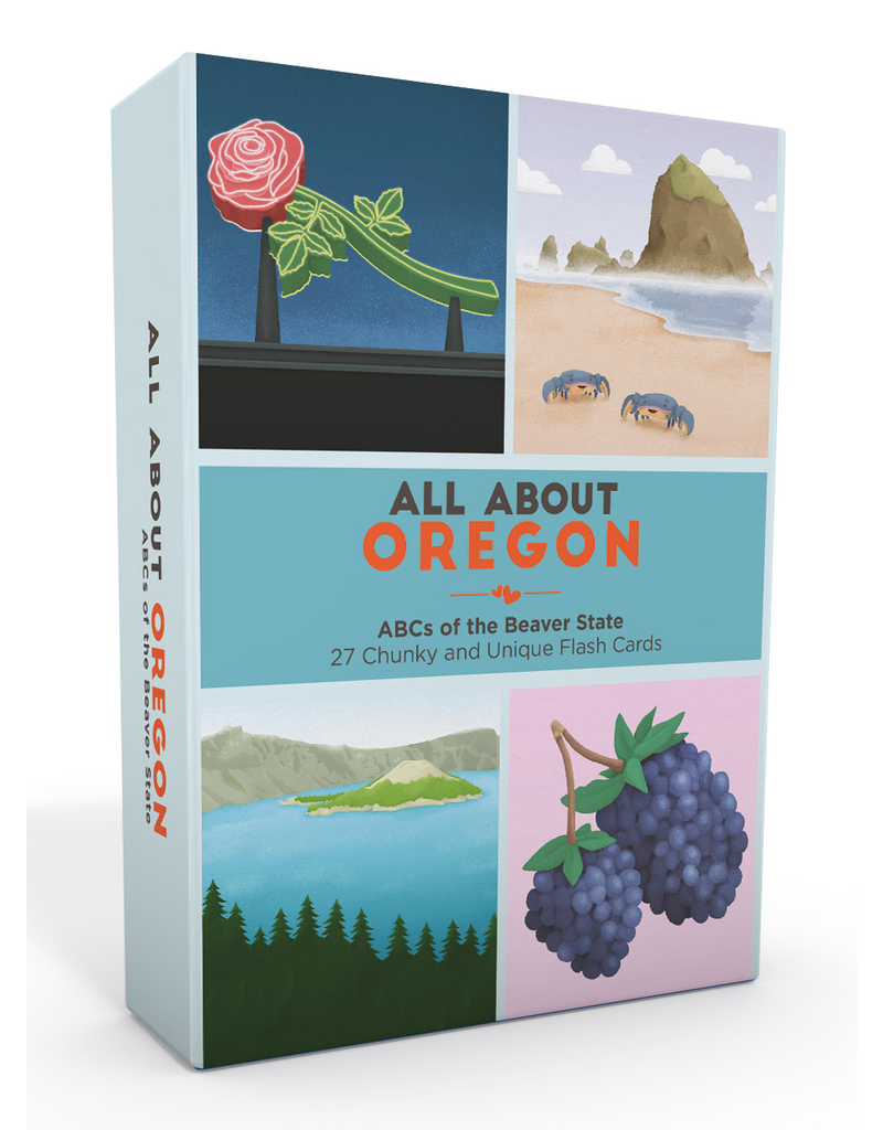 Games All About Oregon Flashcards