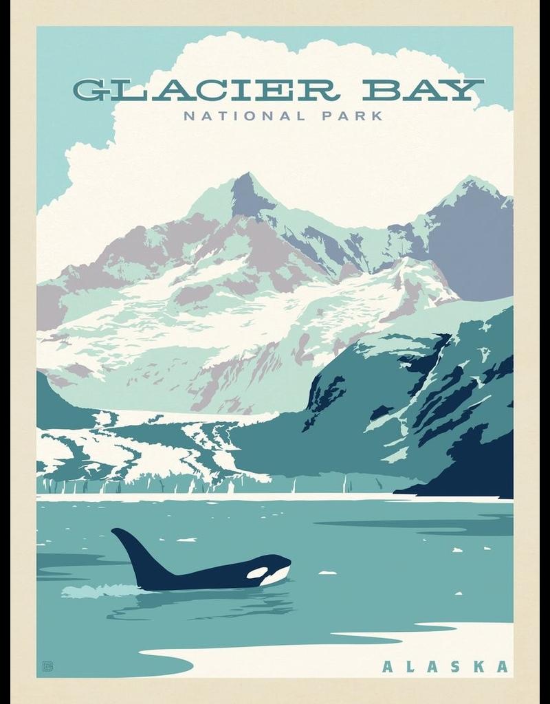 Prints Glacier Bay National Park 11x14 Print