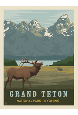 Prints Grand Teton National Park 11x14 Print