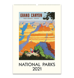 Calendars National Parks 2021 Wall Calendar