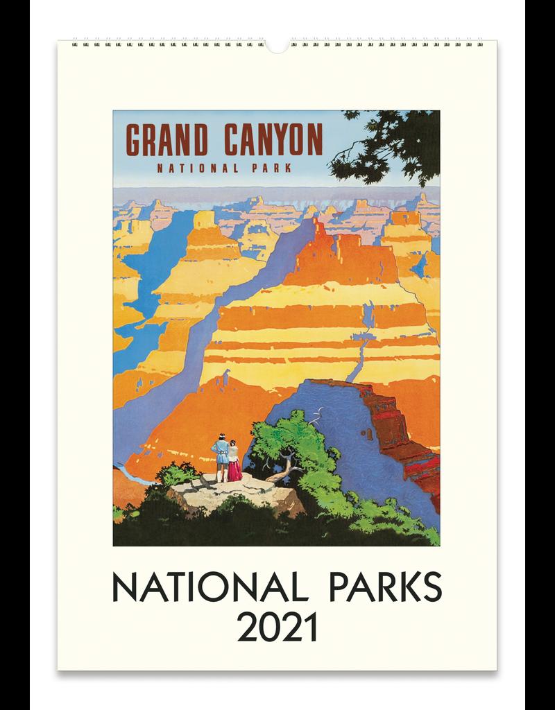 Calendars National Parks 2021 Wall Calendar