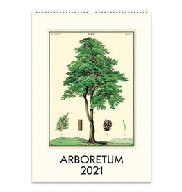 Calendars Arboretum 2021 Wall Calendar