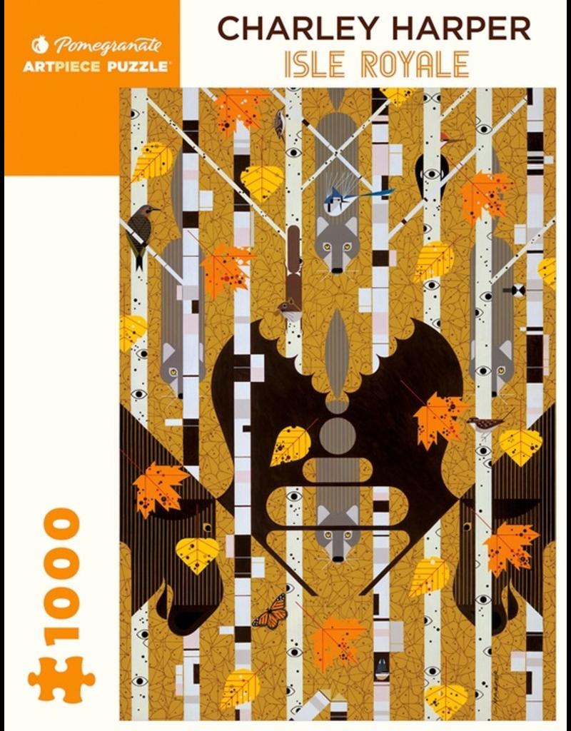 Puzzles Harper Isle Royale Puzzle