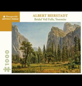 Puzzles Bierstadt Bridal Veil Falls Yosemite Puzzle