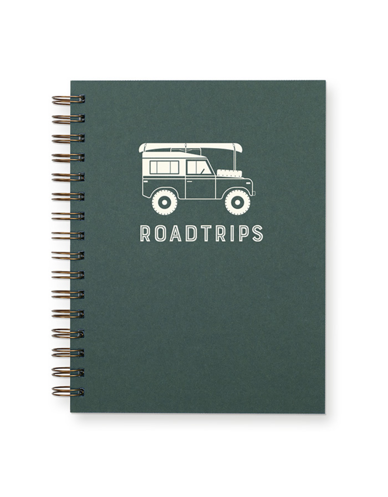 Journals Road Trips Journal