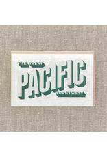 Greeting Cards - Local Pacific Northwest Map Greeting Card