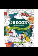 Coloring Books Oregon: The Coloring Book
