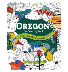 Coloring Books Oregon: The Coloring Book