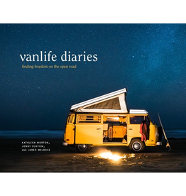Books - Outdoors Vanlife Diaries