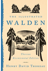 Books - Outdoors The Illustrated Walden