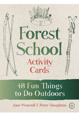 Books - Kids Forest School Activity Cards