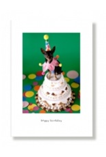 Greeting Cards Spike Birthday Card