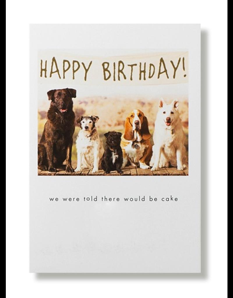 Greeting Cards Douglas & Gang Birthday Card