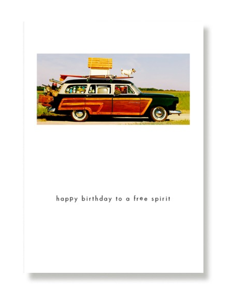 Greeting Cards Bibi On Woody Birthday Card