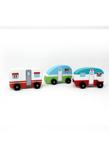 Toys Vintage Mini Campers