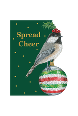 Greeting Cards - Christmas Spread Cheer Holiday Card