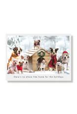 Greeting Cards No Place Like Home Holiday Card