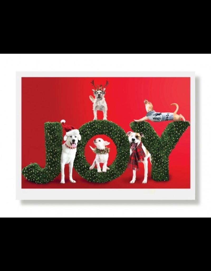 Greeting Cards Joy Holiday Card