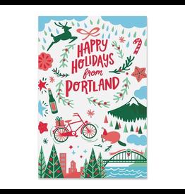 Postcards Portland Holiday Postcards