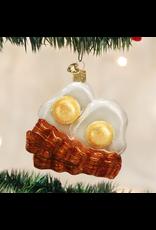 Ornaments Bacon & Eggs Ornament
