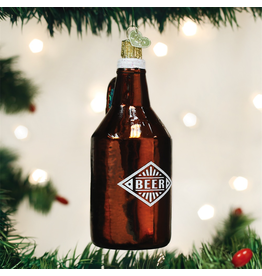 Ornaments Beer Growler Ornament