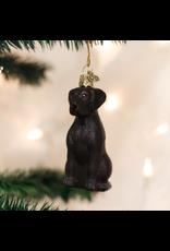 Ornaments Black Labrador Ornament