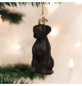 Ornaments Black Labrador Ornament