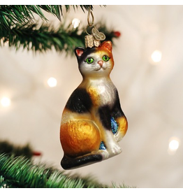 Ornaments Calico Cat Ornament