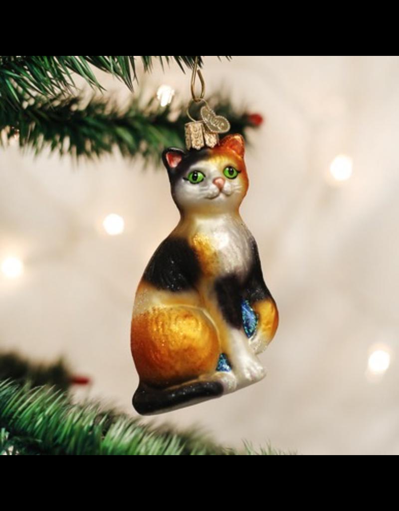 Ornaments Calico Cat Ornament