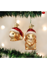 Ornaments Christmas Bunny Ornaments