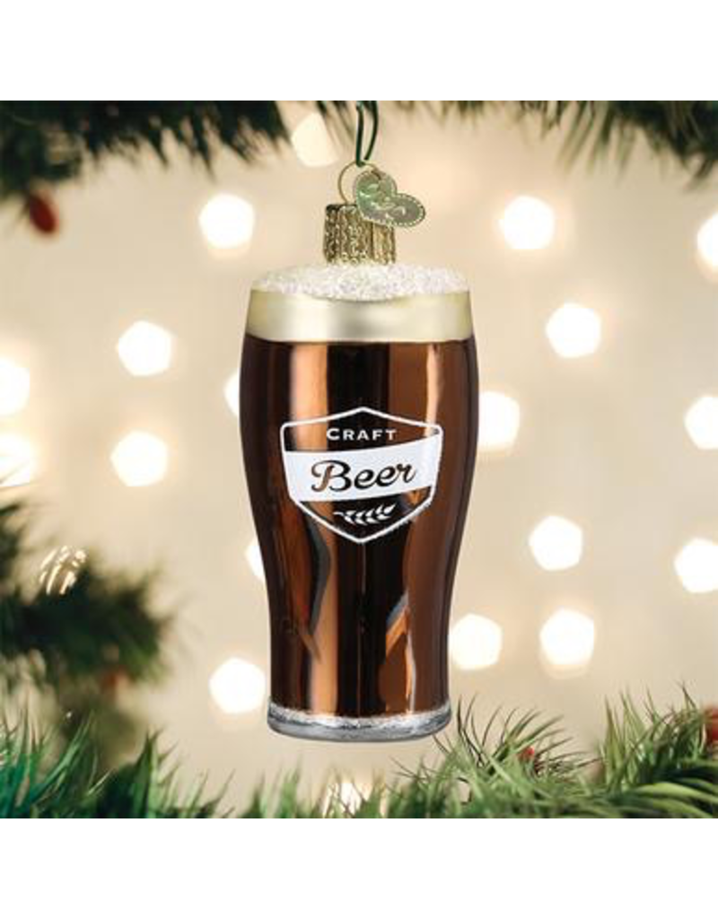 Ornaments Craft Beer Ornament