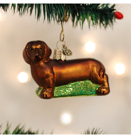 Ornaments Dachshund Ornament