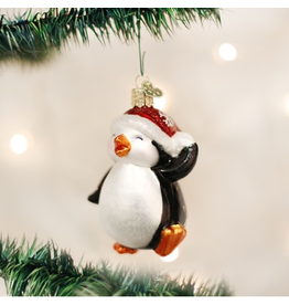 Ornaments Dancing Penguin Ornament