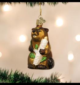 Ornaments Eager Beaver Ornament