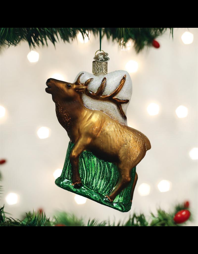 Ornaments Elk Ornament