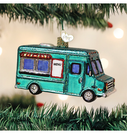 Ornaments Food Truck Ornament