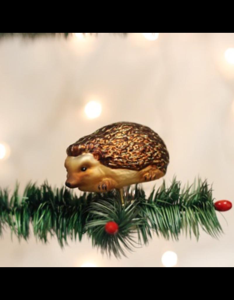 Ornaments Hedgehog Clip-On Ornament