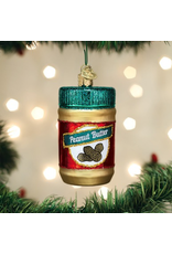 Ornaments Jar Of Peanut Butter Ornament