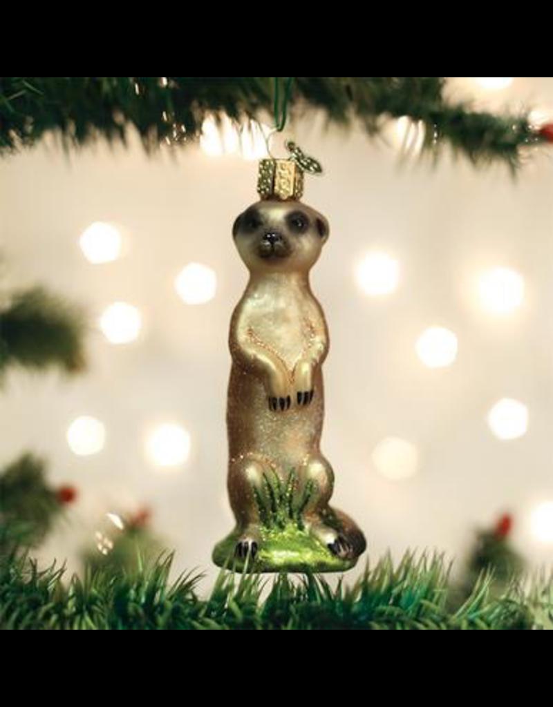 Ornaments Meerkat Ornament