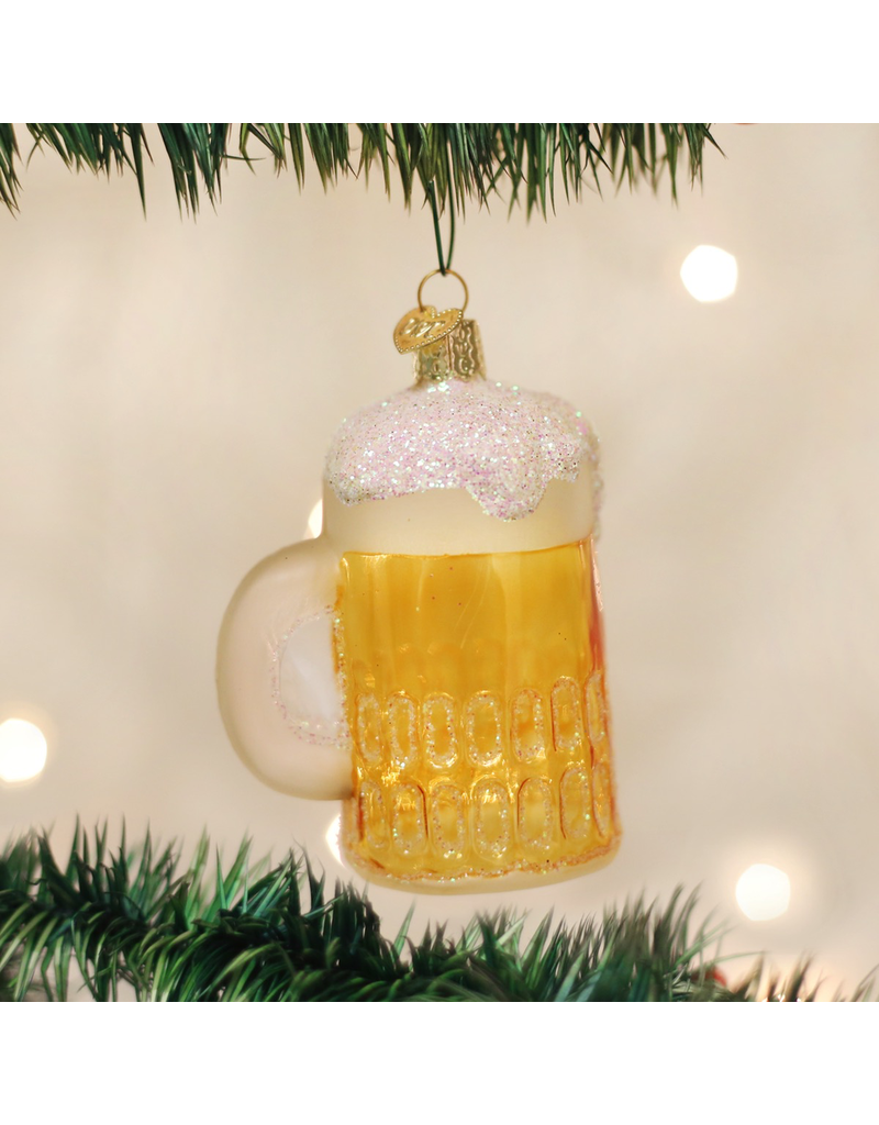 Ornaments Mug Of Beer Ornament