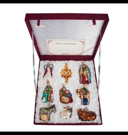 Ornaments Nativity Ornament Set