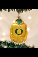 Ornaments Oregon Ducks Hoodie Ornament
