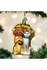 Ornaments Raining Cats & Dogs Ornament