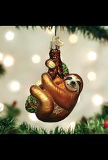Ornaments Sloth Ornament
