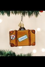 Ornaments Suitcase Ornament