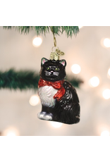 Ornaments Tuxedo Kitty Ornament