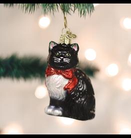 Ornaments Tuxedo Kitty Ornament