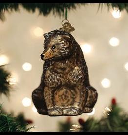 Ornaments Vintage Bear Ornament