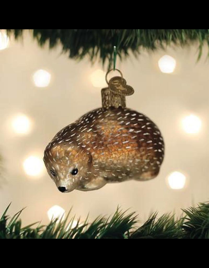 Ornaments Vintage Hedgehog Ornament