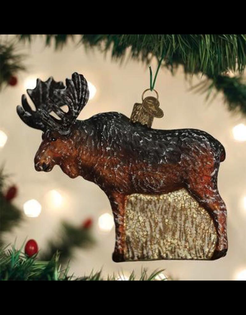 Ornaments Vintage Moose Ornament